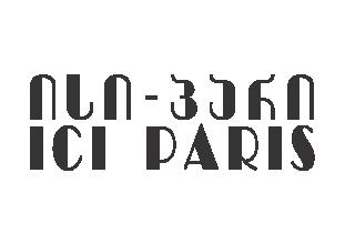 ICI PARIS Logo